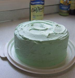 mint cake 1
