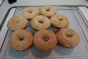 SF buttermilk donuts